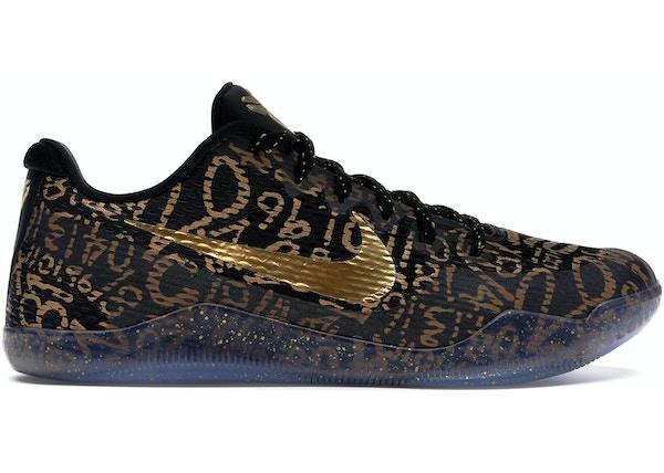 sports shoes 44a4a d2dd0 Kobe 11 Low Mamba Day (Black)