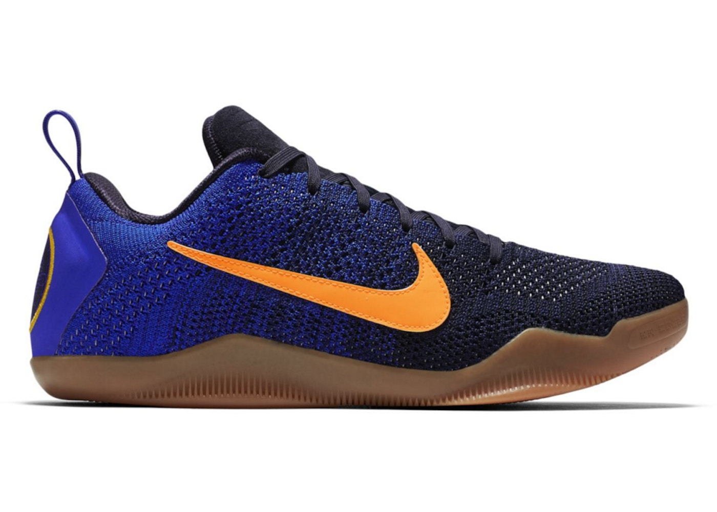 new arrival 7ef5a 21d4f Kobe 11 Elite Low FCB Mambacurial - 844130-464