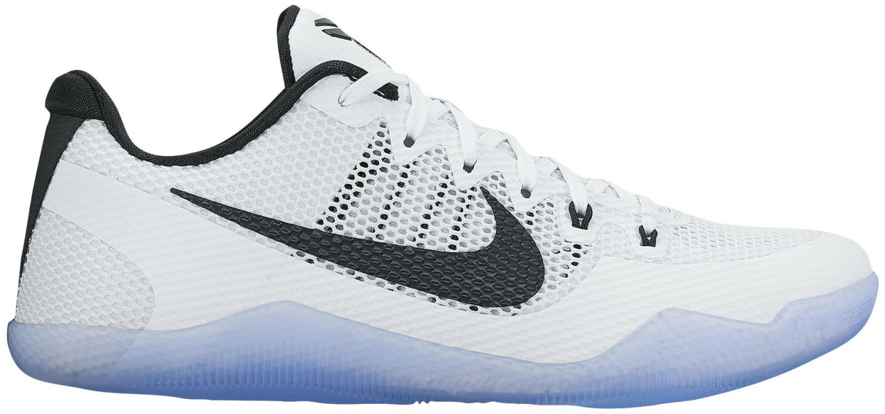 Kobe 11 Team Bank White