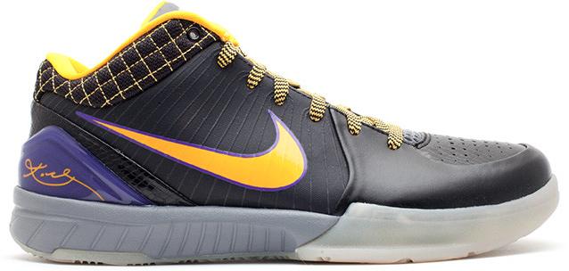 Nike Kobe 4 Carpe Diem - 344335-001