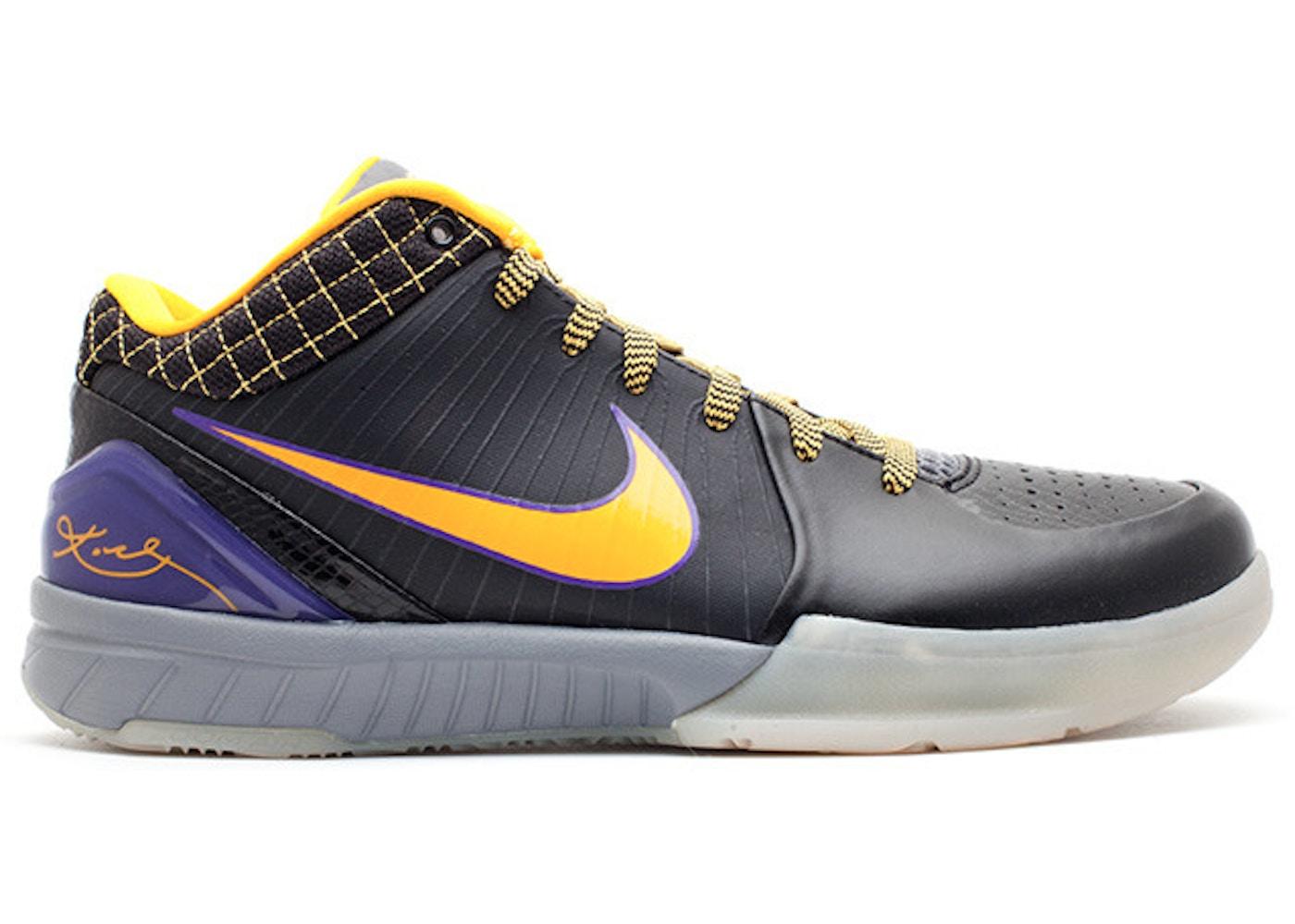 new styles 1a59f e8547 Buy Nike Kobe 4 Shoes   Deadstock Sneakers