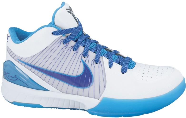 Nike Kobe 4 Draft Day Hornets - 344335-151