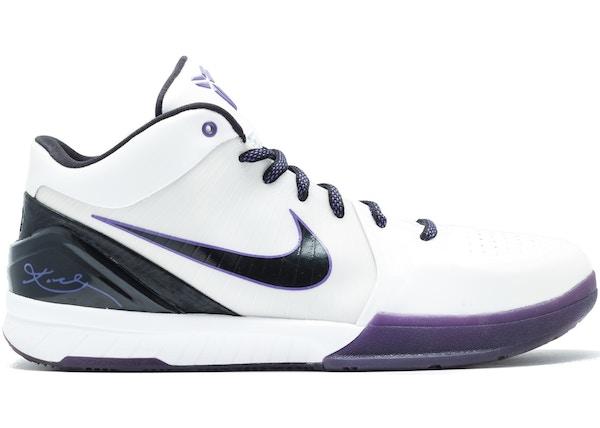 new styles c43a3 1d745 Buy Nike Kobe 4 Shoes   Deadstock Sneakers