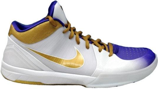 Kobe 4 MLK Gold