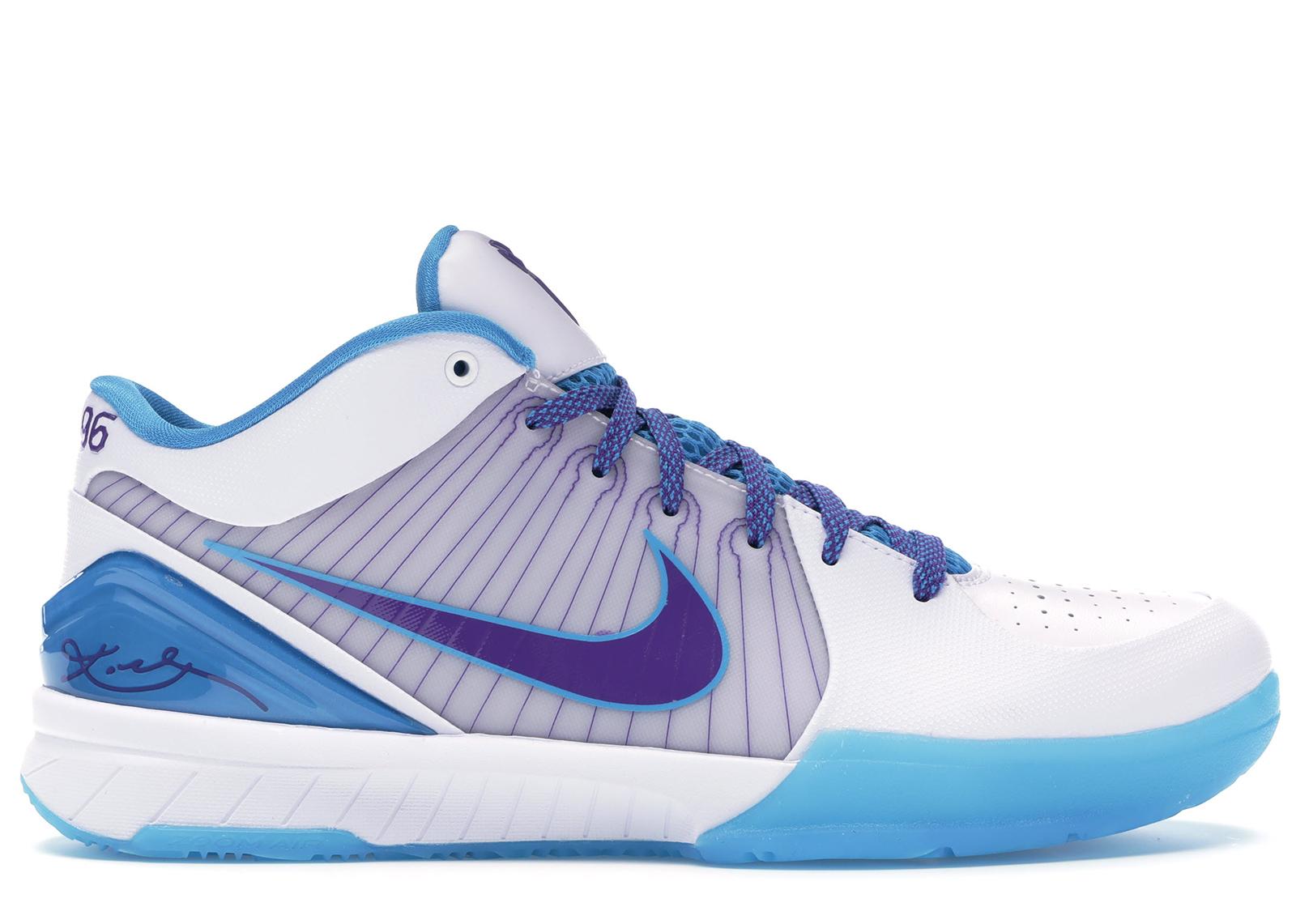 Nike Kobe 4 Protro Draft Day Hornets