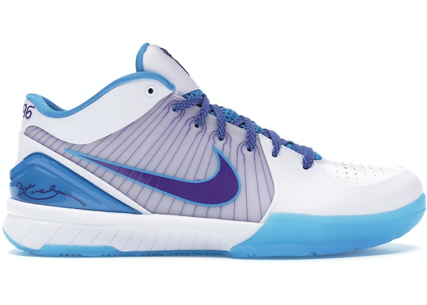 new products 29fcb 4146a Kobe 4 Protro Draft Day Hornets