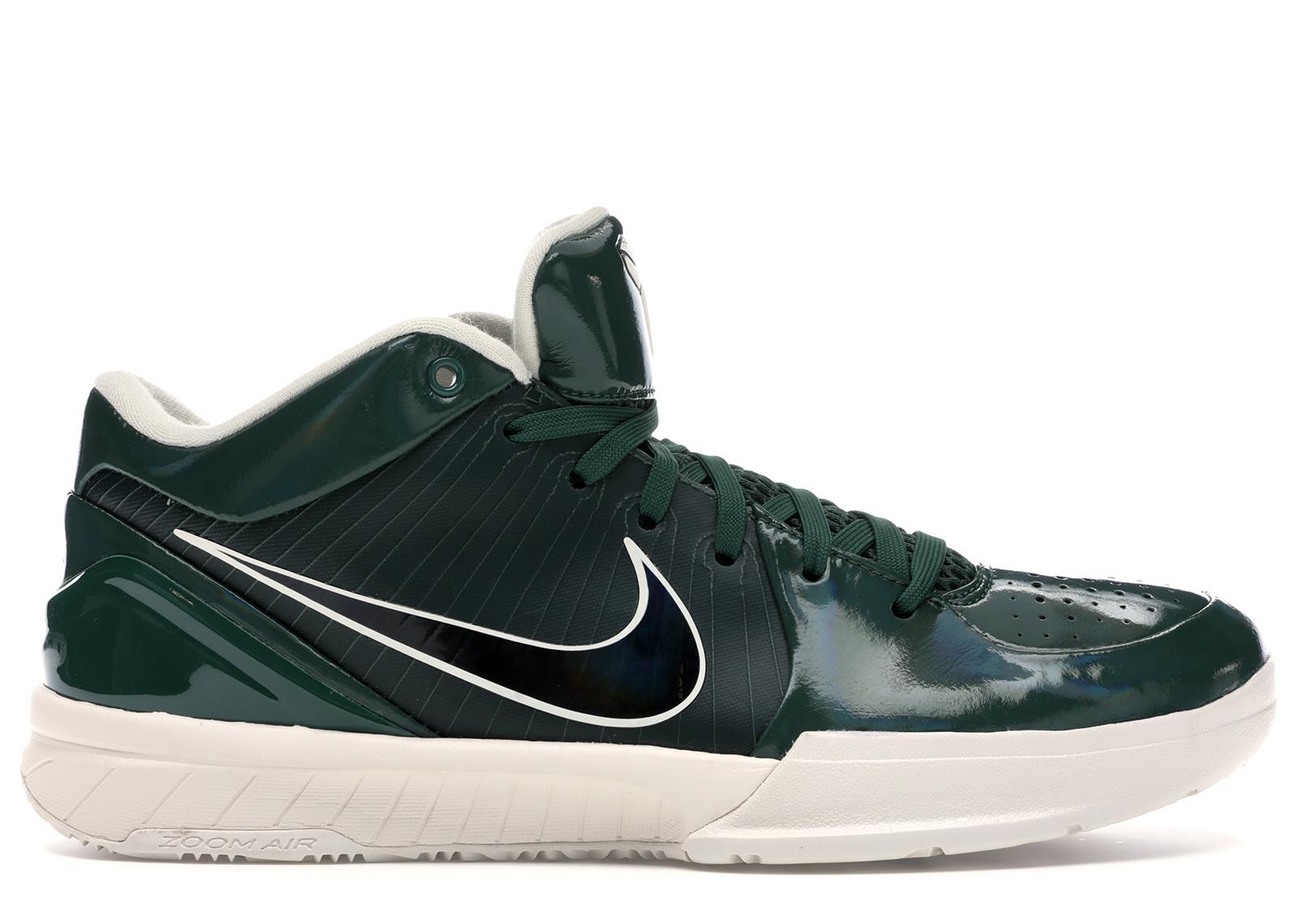Nike Kobe 4 Protro Undefeated Milwaukee