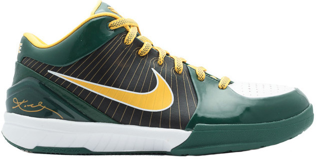 Nike Kobe 4 Rice High School PE Home