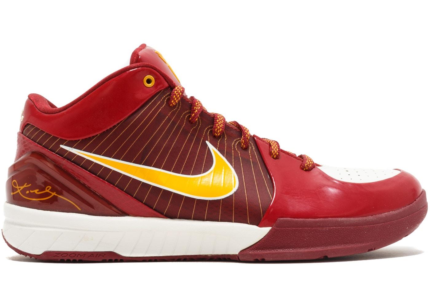 new styles b54ec 040f2 Buy Nike Kobe 4 Shoes   Deadstock Sneakers