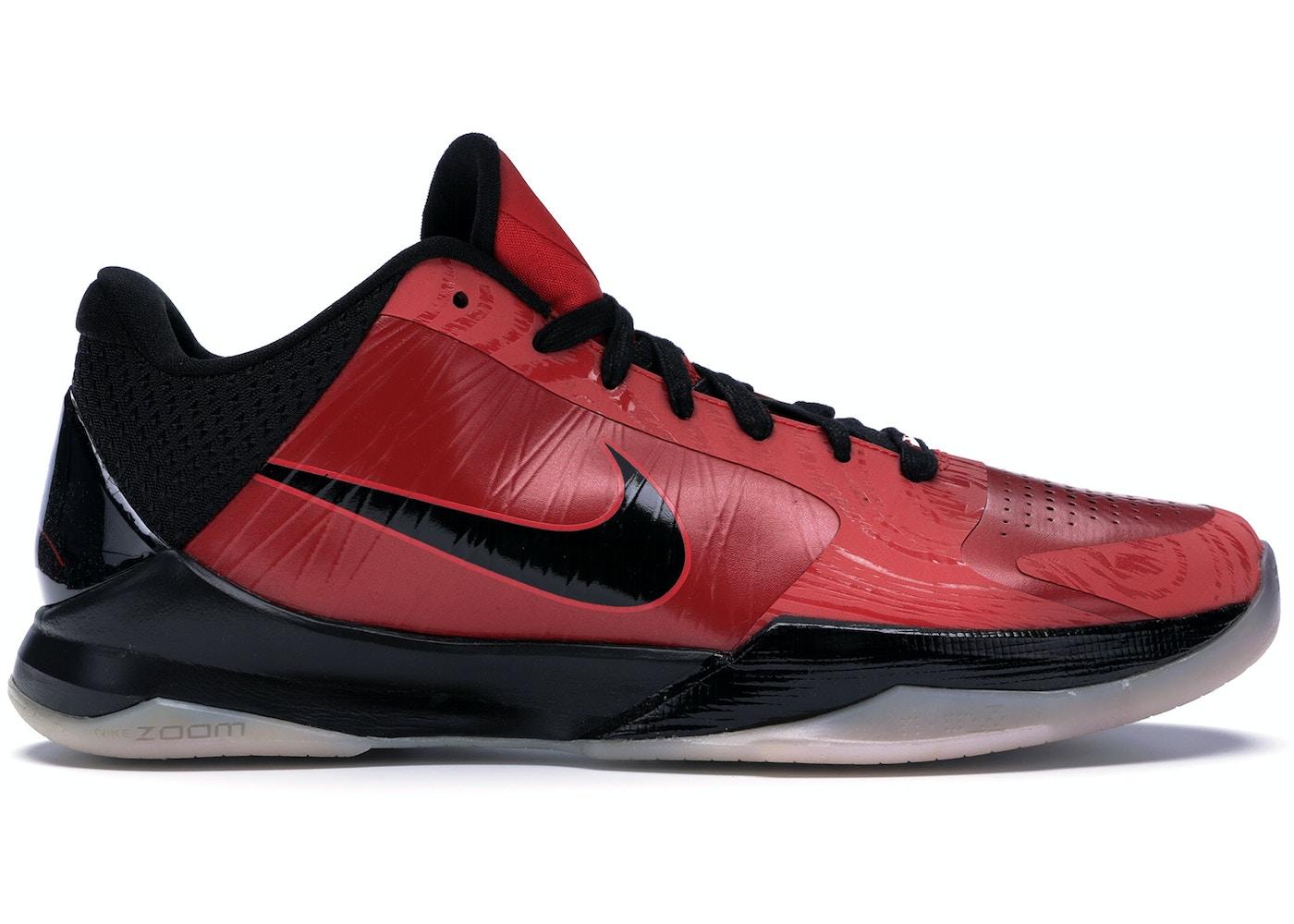 huge discount fe349 41f8b Nike Kobe 5 Shoes - Most Popular