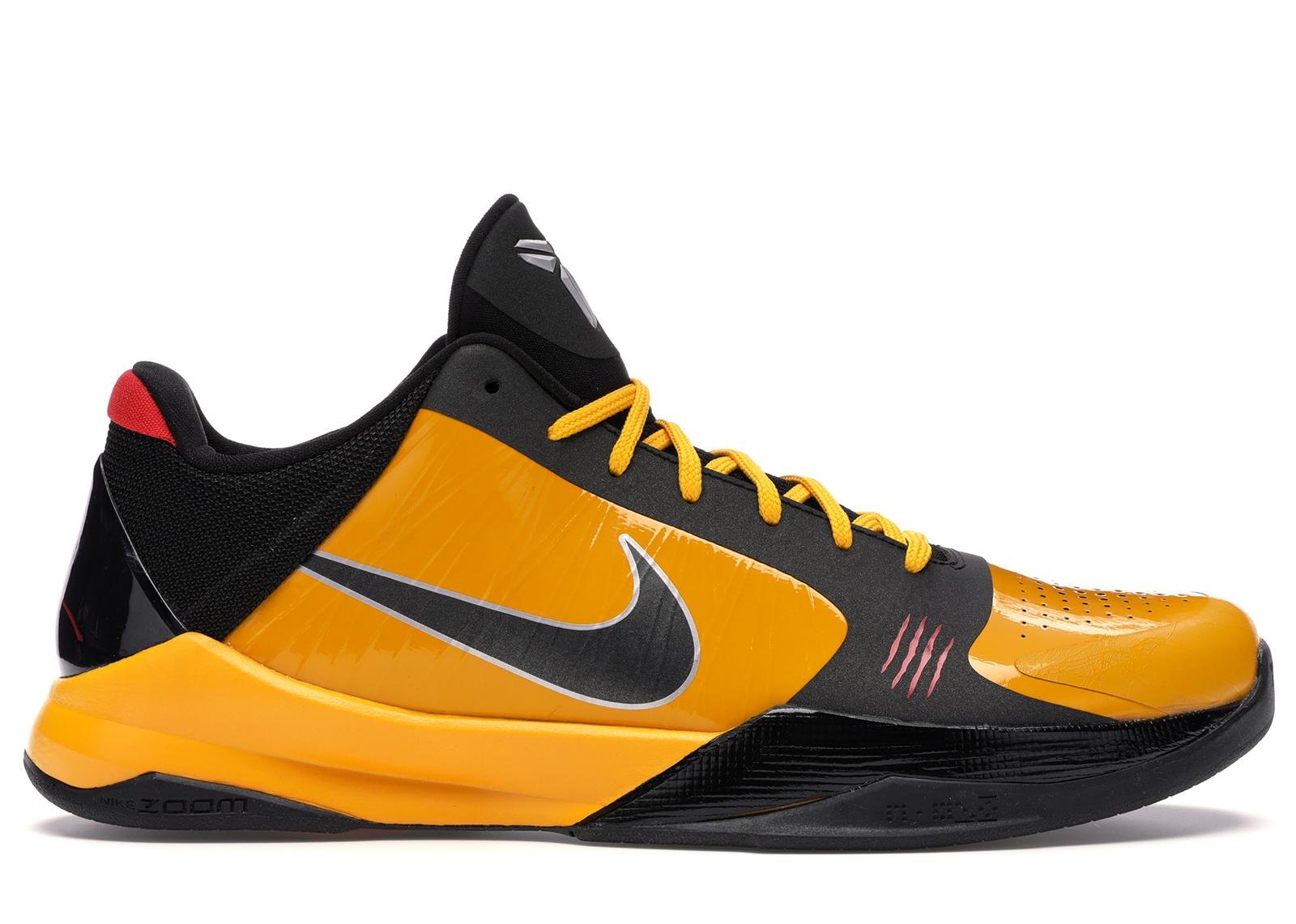 Nike Kobe 5 Bruce Lee - 386429-701