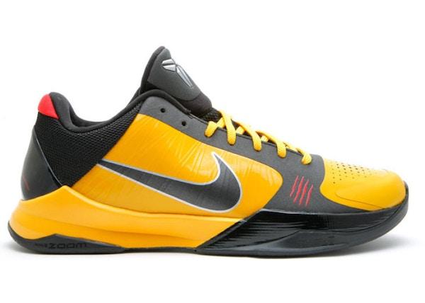 online store 30d45 cf0fc Buy Nike Kobe 5 Shoes   Deadstock Sneakers