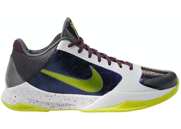 a32bd55d7ce Buy Nike Kobe 5 Shoes   Deadstock Sneakers