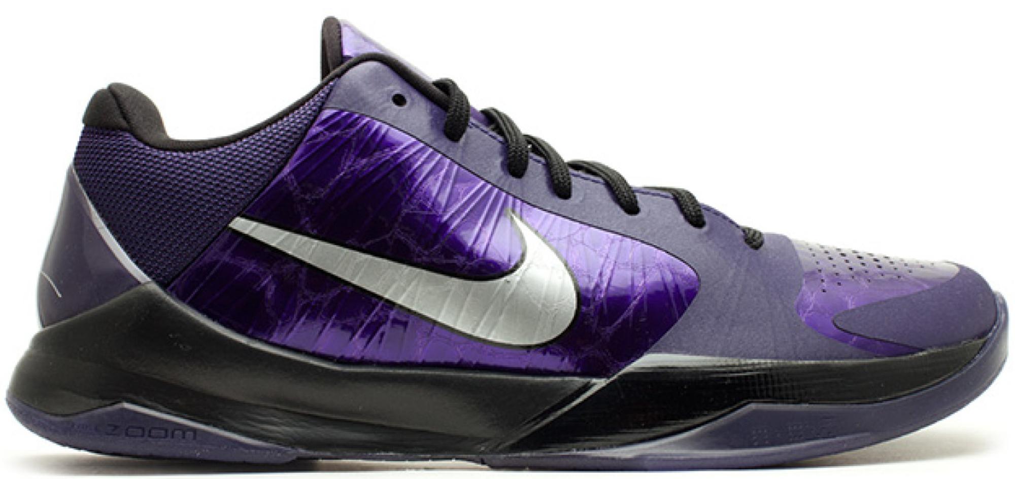 Nike Kobe 5 Ink - 386429-500