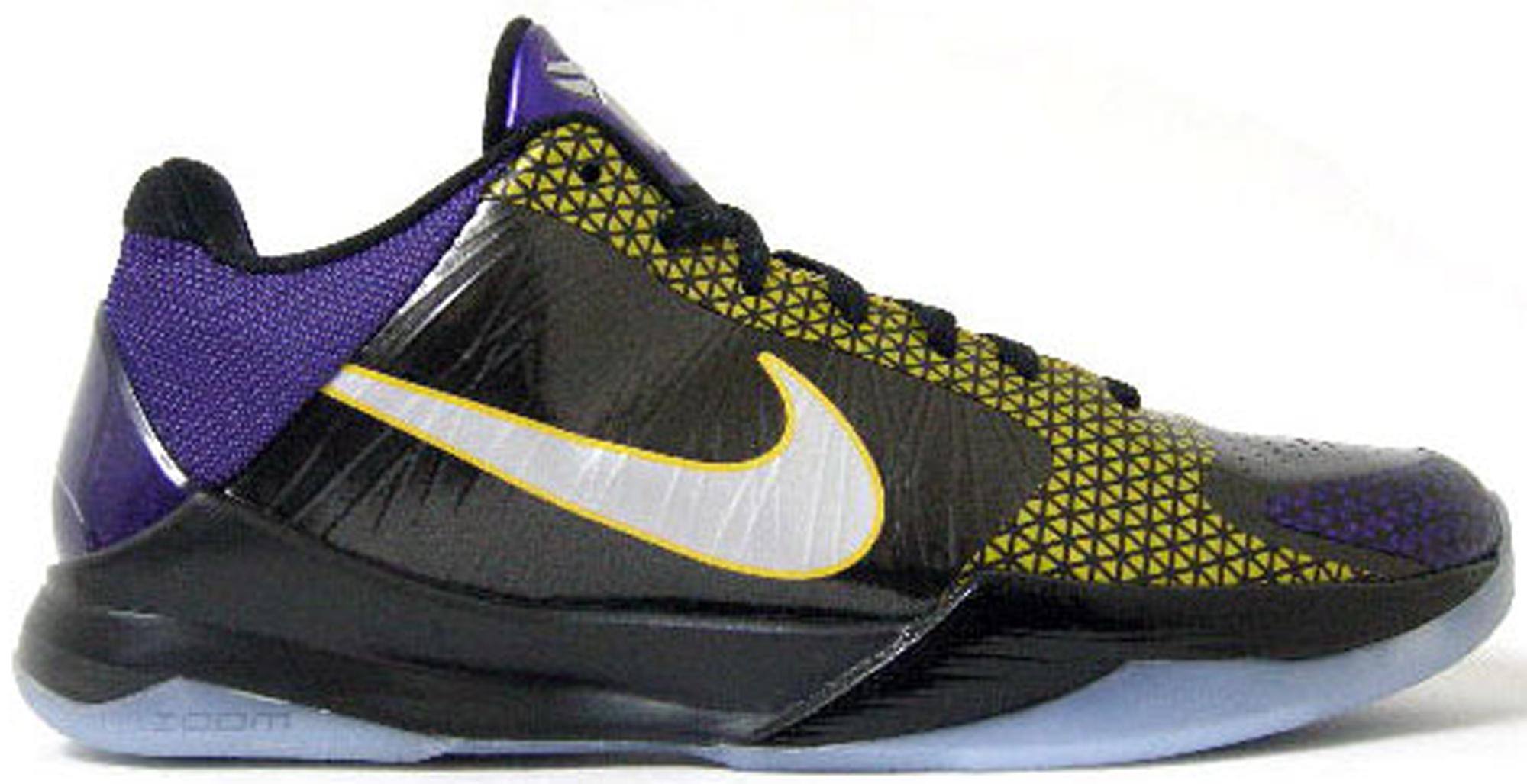 Kobe 5 POP Away