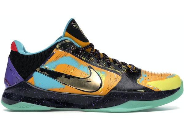 Kobe 5 Prelude (Finals MVP)