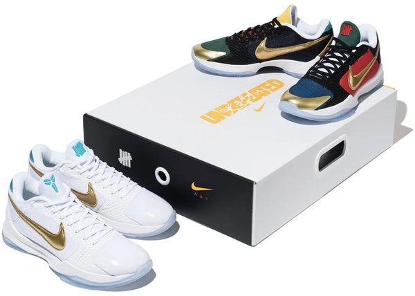Nike Kobe 5 Protro Undefeated What If Pack - DB5551-900