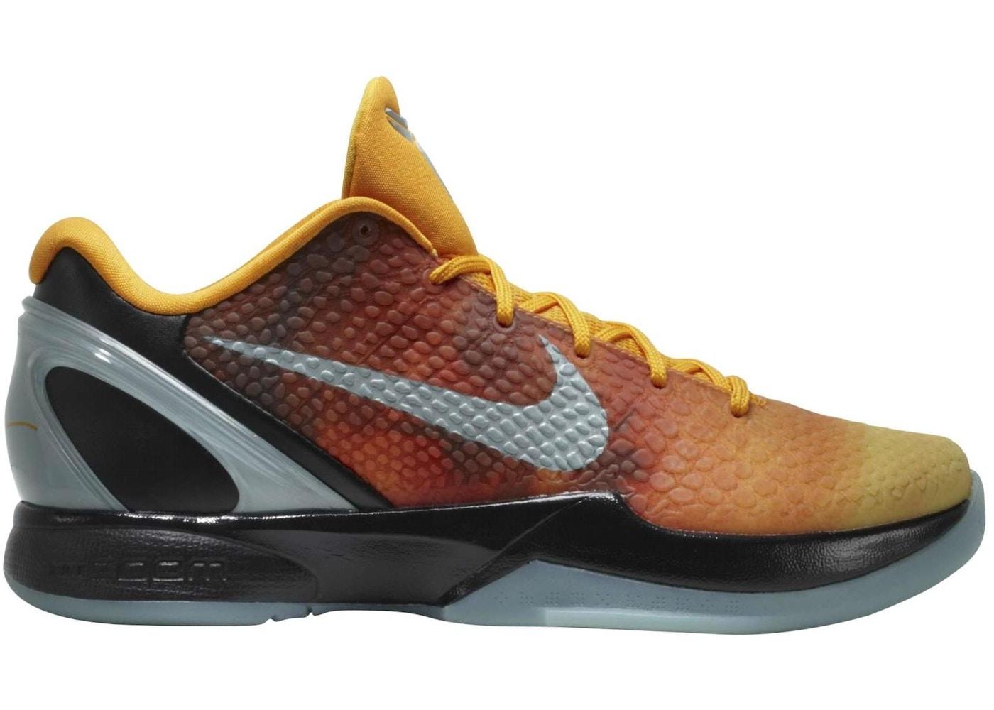 best service f6501 b732d Buy Nike Kobe 6 Shoes   Deadstock Sneakers
