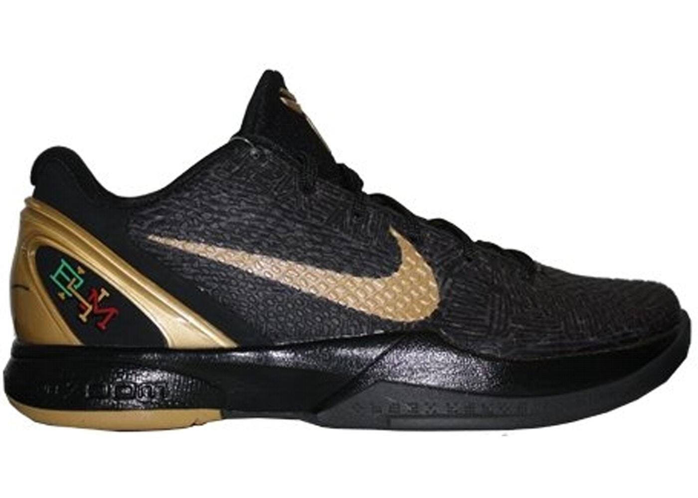 online store 16c50 a5a4d Buy Nike Kobe 6 Shoes  Deadstock Sneakers