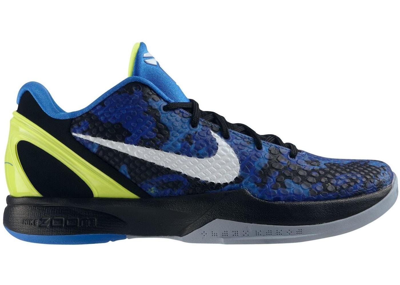 size 40 4712c a7f66 Kobe 6 Blue Camo - 429659-401