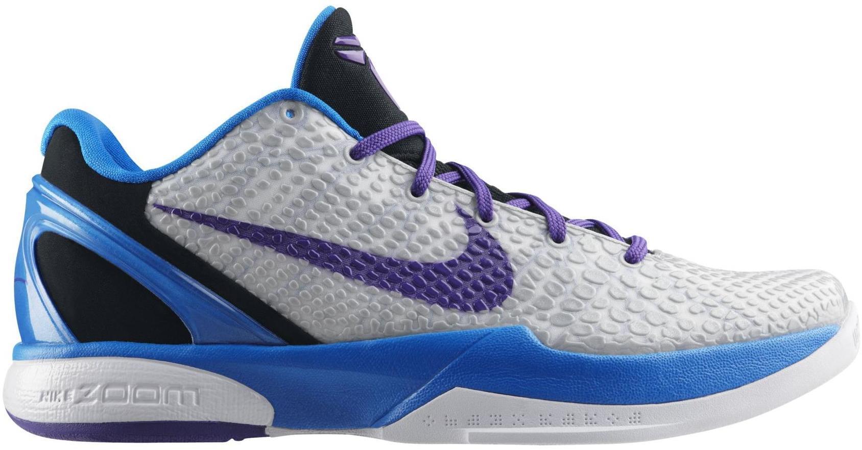 Nike Kobe 6 Draft Day - 429659-102