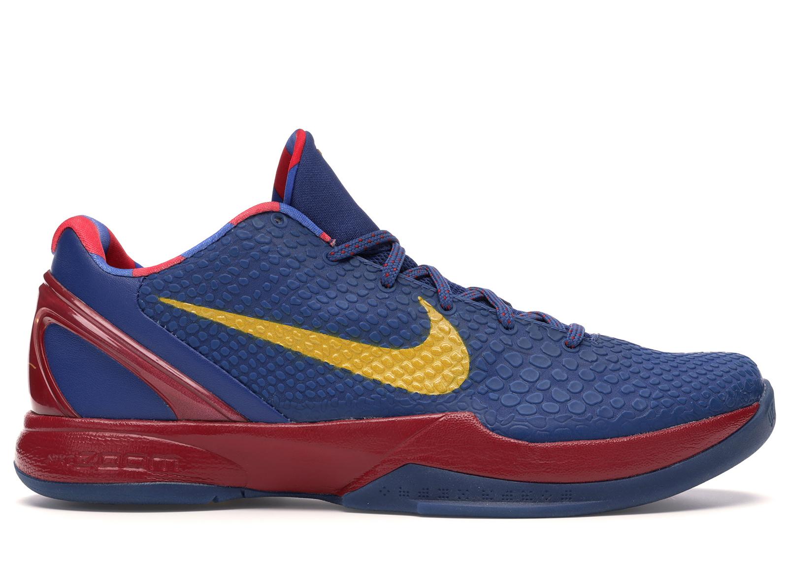 Nike Kobe 6 FC Barcelona Home - 429659-402