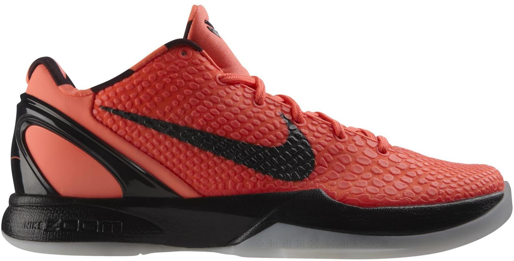 Nike Kobe 6 FC Barcelona Mango - 429659-800