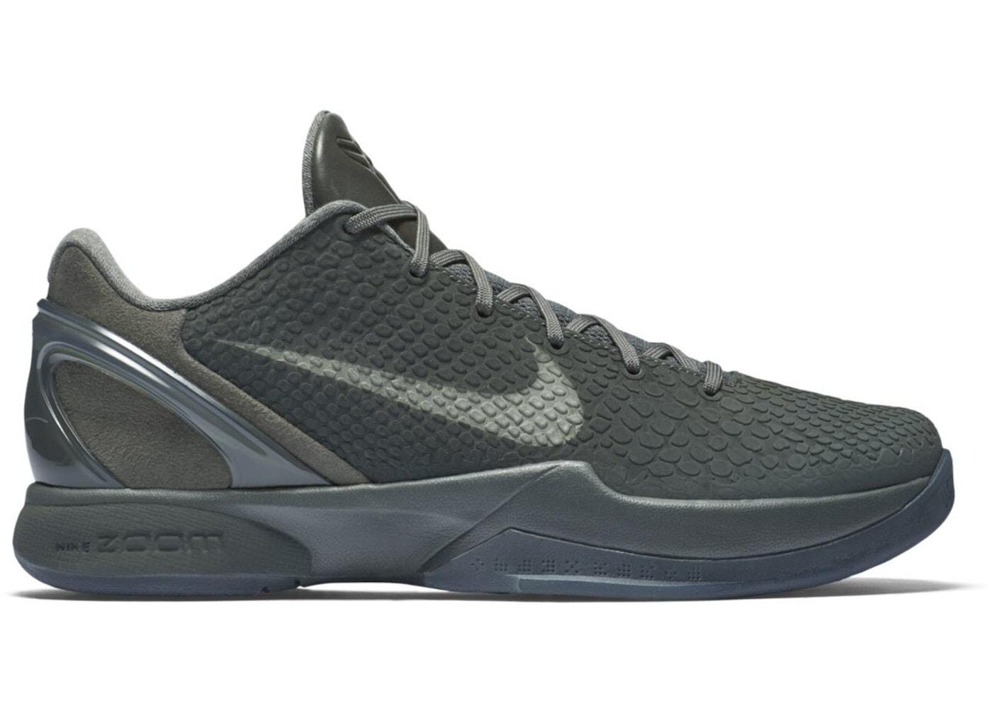 separation shoes 91b22 55b7c Kobe 6 Black Mamba Collection Fade to Black - 869457-007