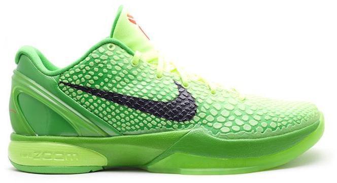 Kobe 6 Grinch
