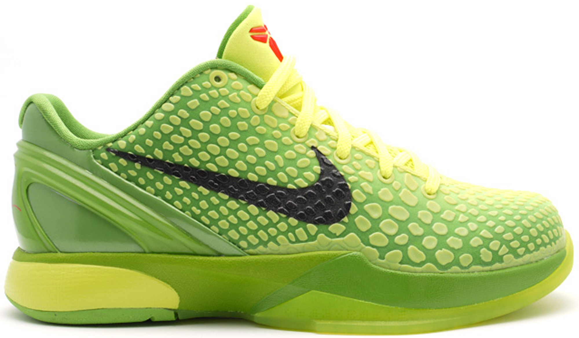 Nike Kobe 6 Grinch (GS) - 429913-300