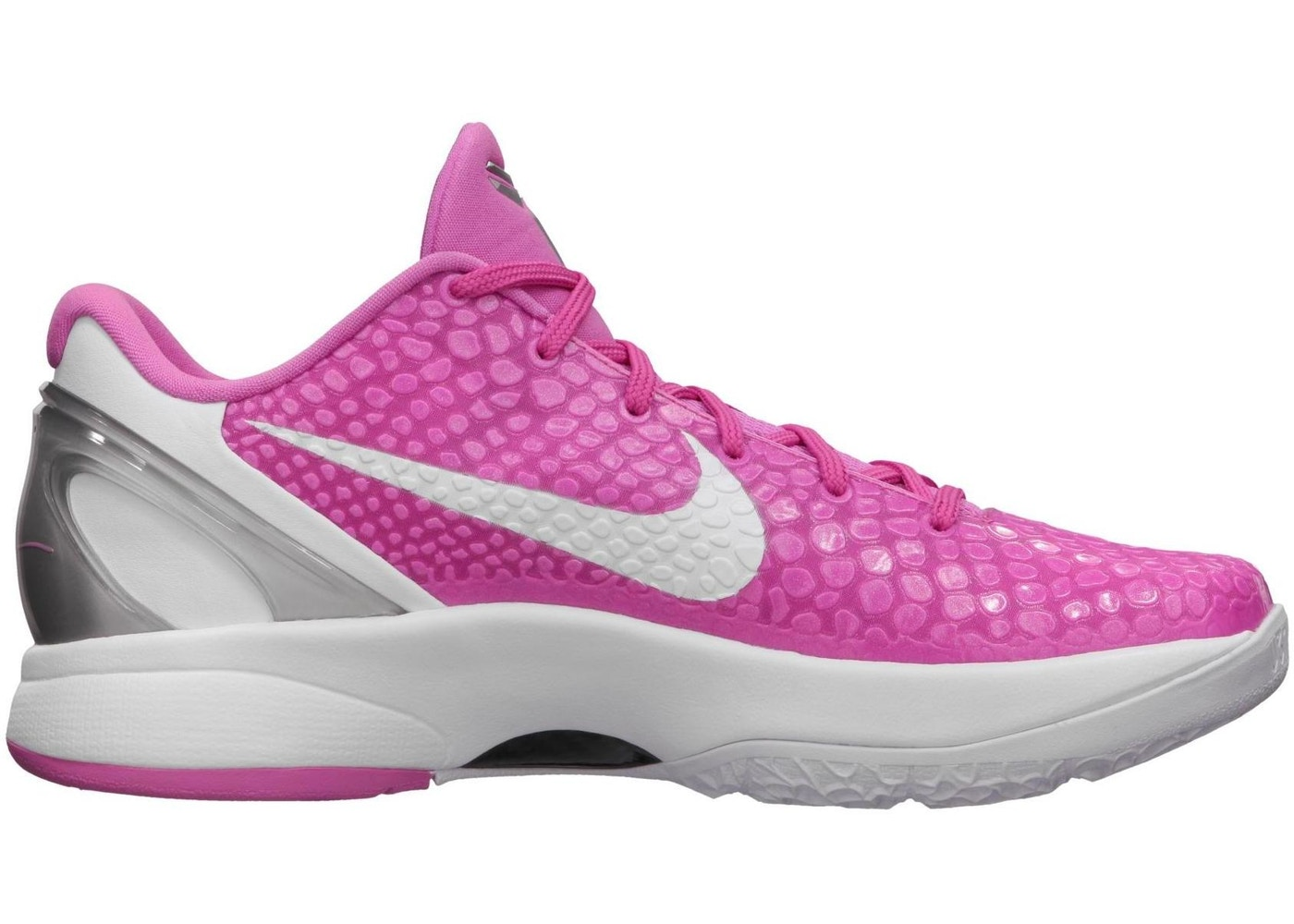 brand new ee3d2 35f37 Kobe 6 Kay Yow Think Pink