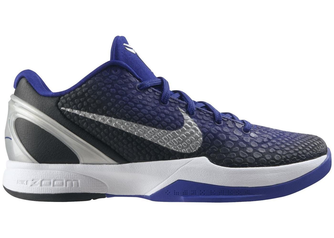 best service 7fe20 9a3a3 Buy Nike Kobe 6 Shoes   Deadstock Sneakers