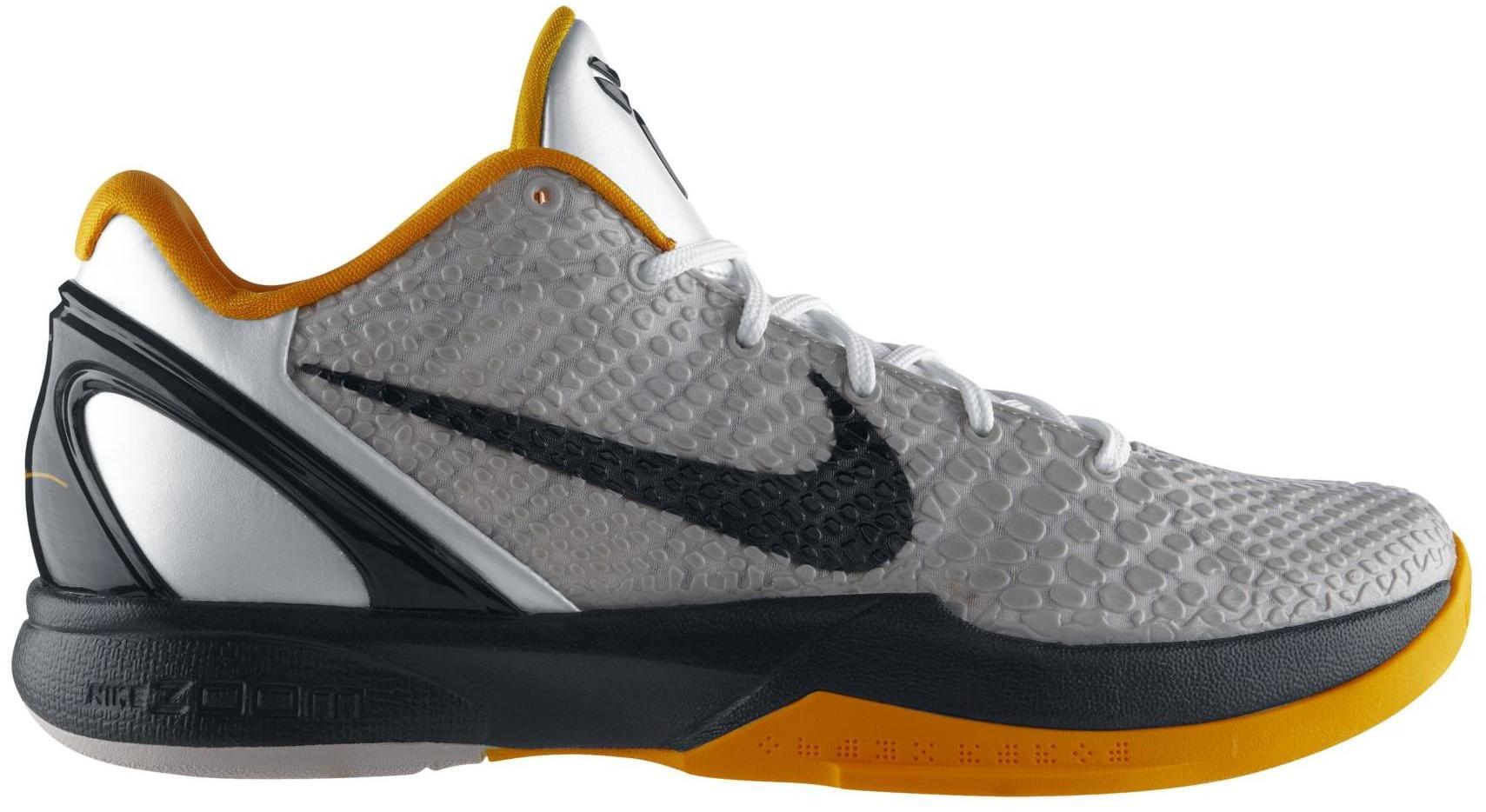 Nike Kobe 6 Steelers - 429659-103