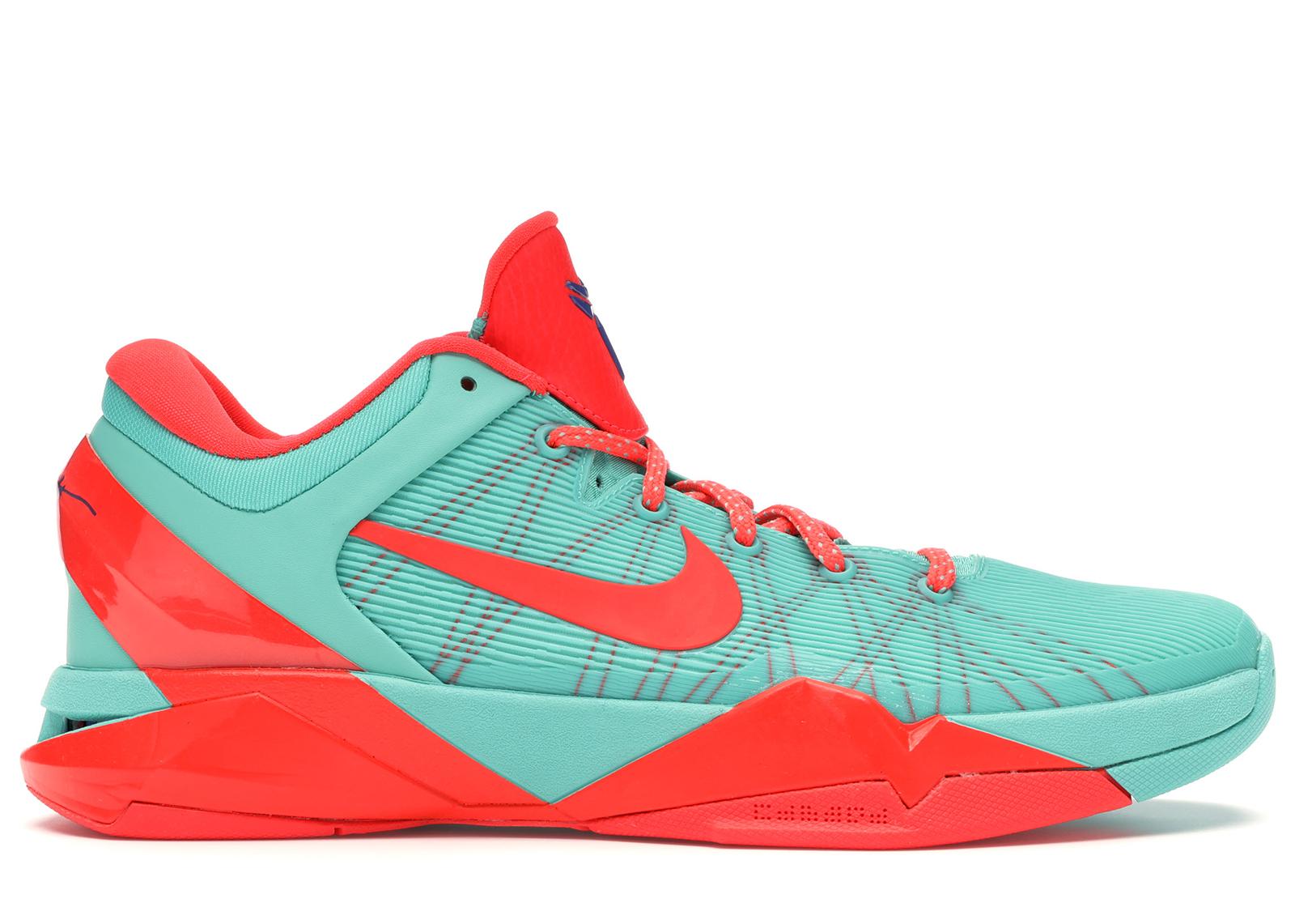Nike Kobe 7 Barcelona (Home) - 488371-301