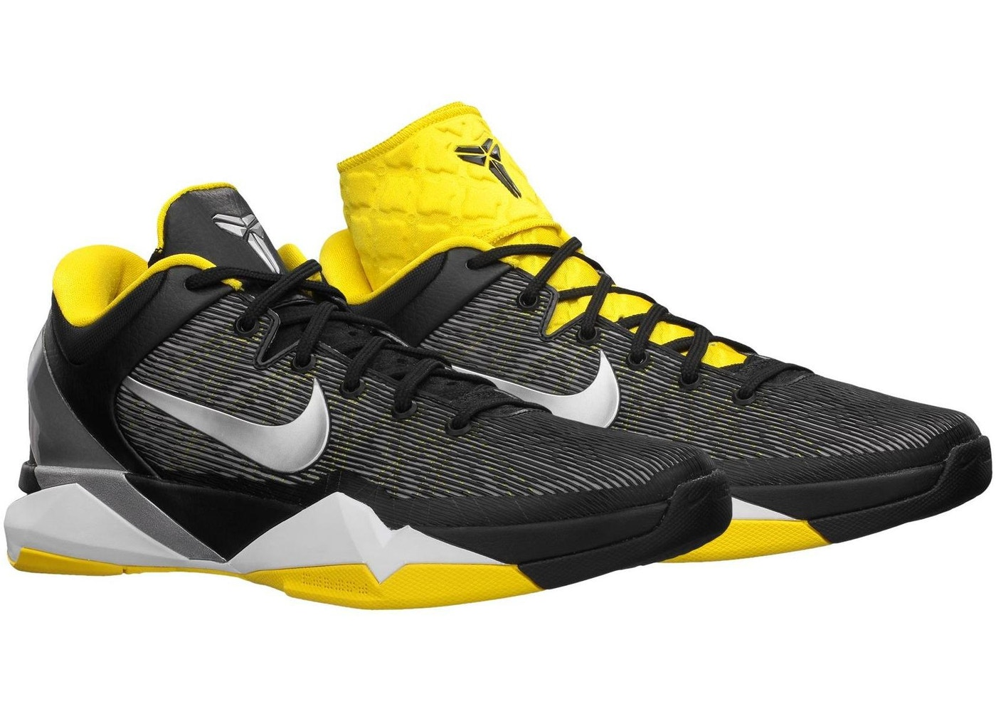 cheap for discount 33bc3 fcdb0 nike zoom kobe 7 white del sol