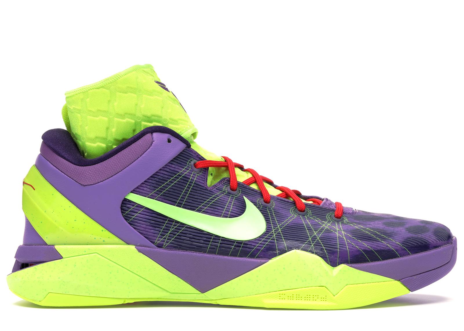 Nike Kobe 7 Christmas (Leopard
