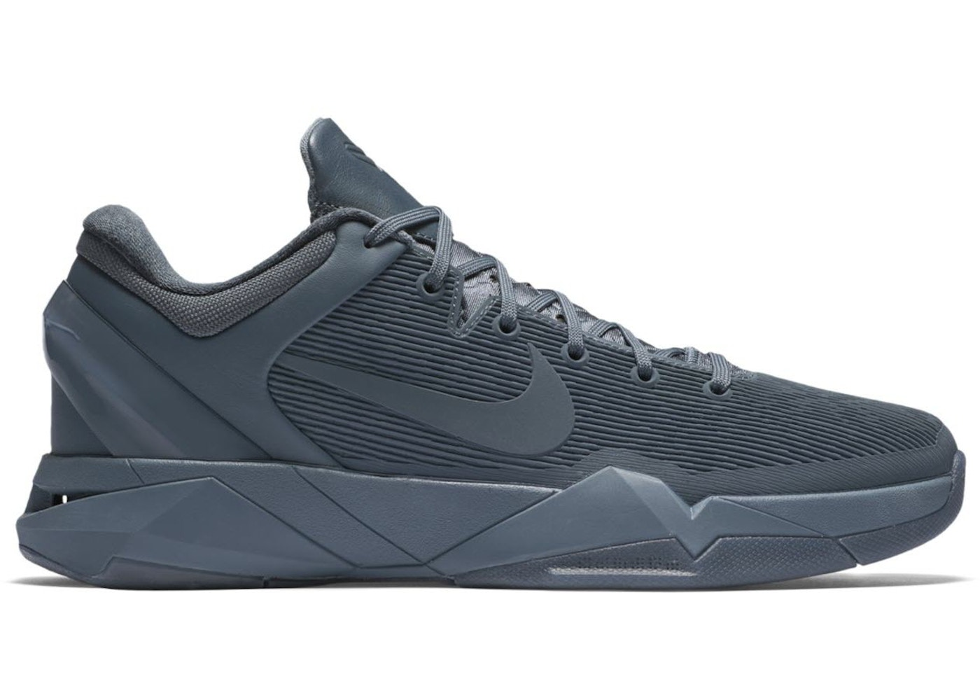 detailed look a0098 c88cd Kobe 7 Black Mamba Collection Fade to Black - 869460-442