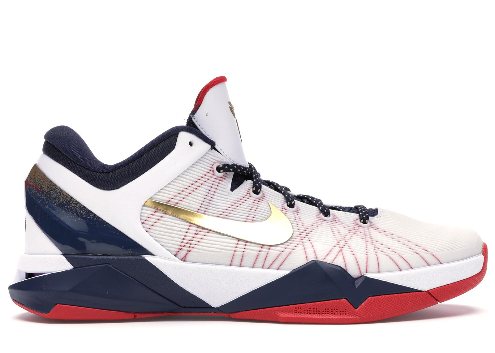 Nike Kobe 7 Gold Medal - 488371-104
