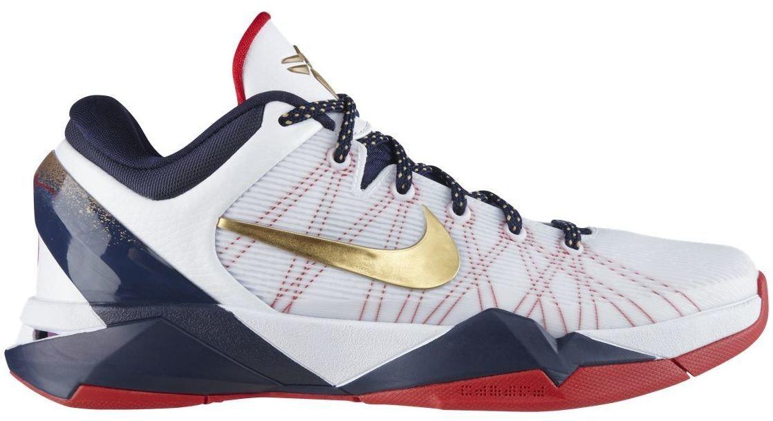 Kobe 7 Gold Medal