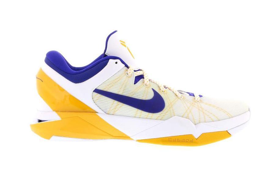 Nike Kobe 7 Lakers Home - 488371-101