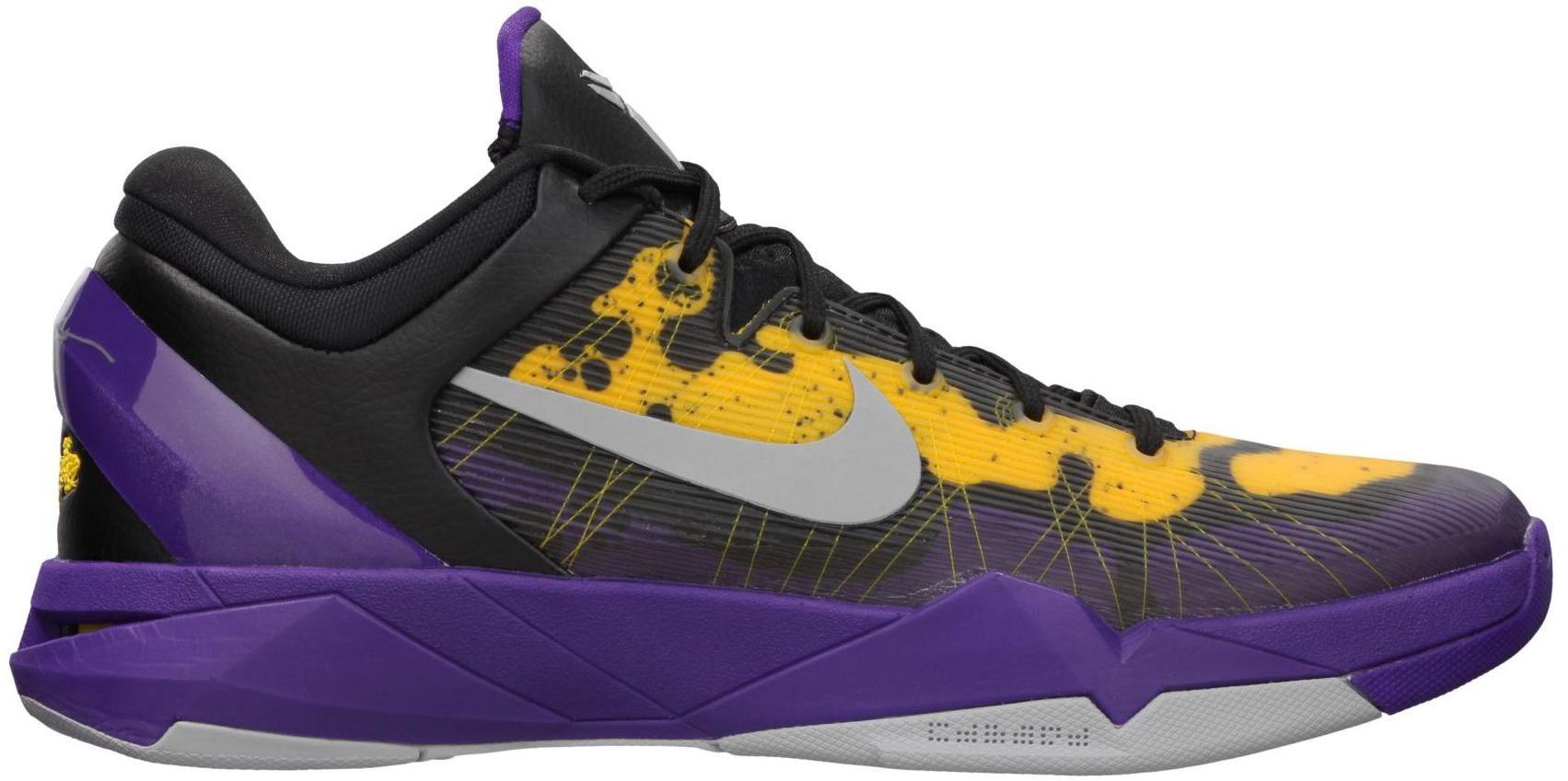 Nike Kobe 7 Poison Dart Frog (LAL