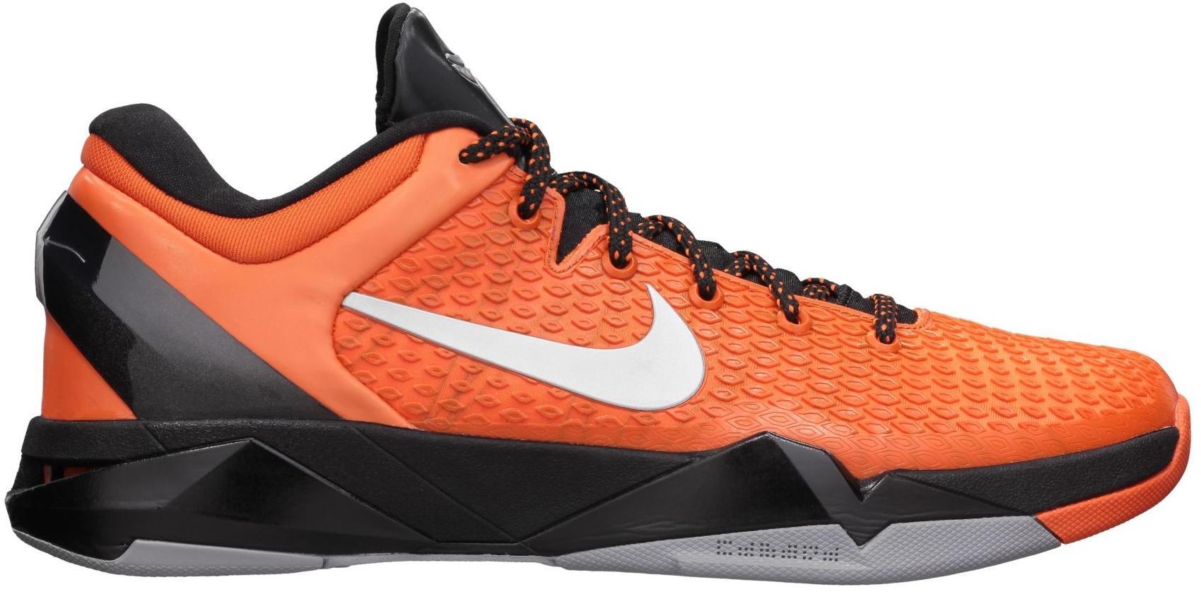 Nike Kobe 7 Team Bank Orange Blaze