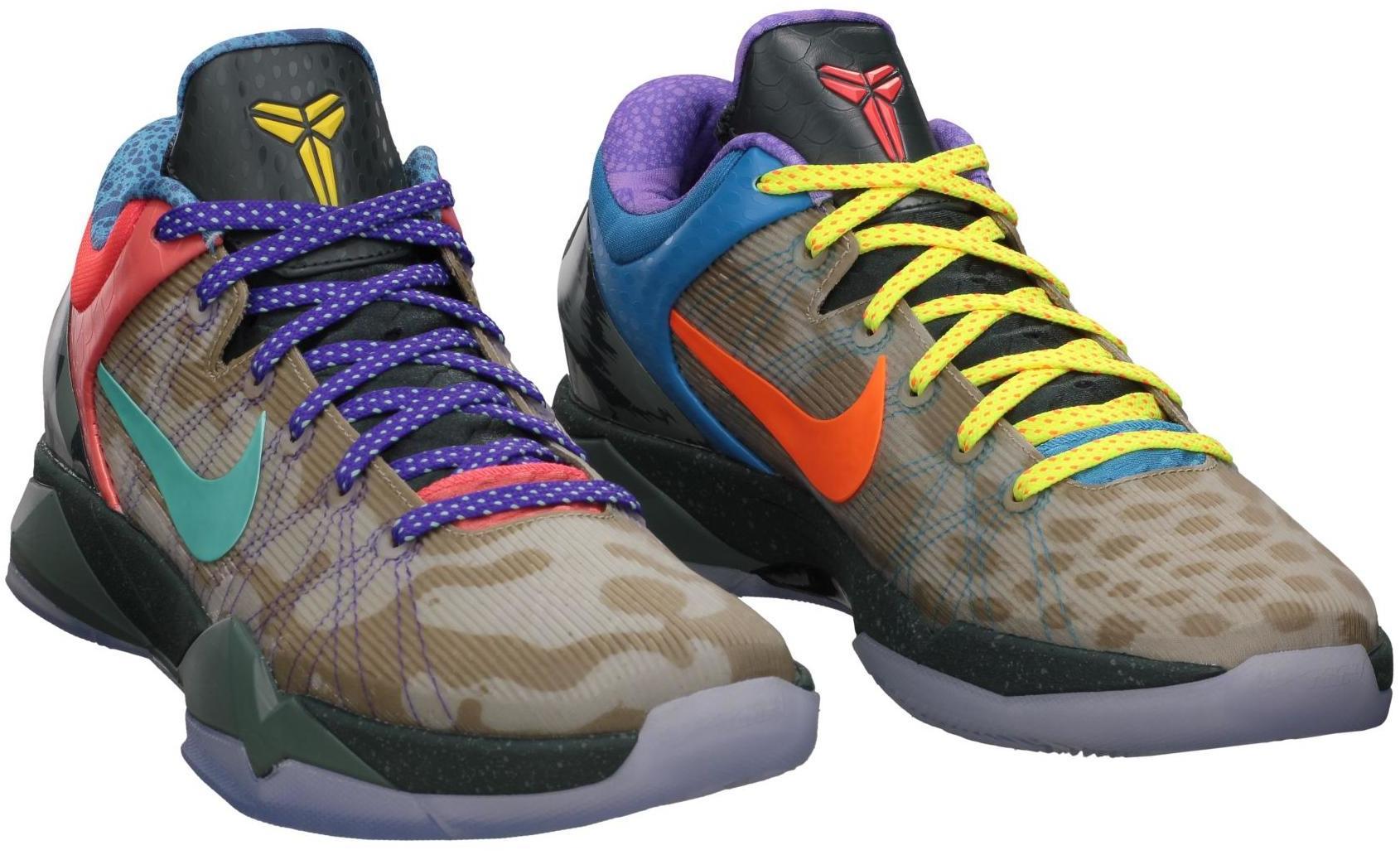 Nike Kobe 7 What the Kobe - 488371-200
