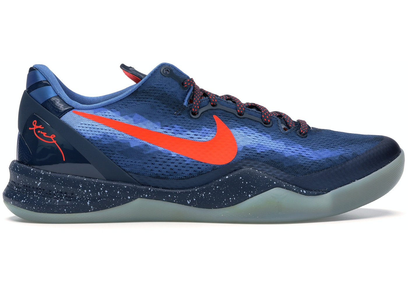 los angeles 77a06 0b9b0 Kobe 8 Blue Blitz - 555035-401