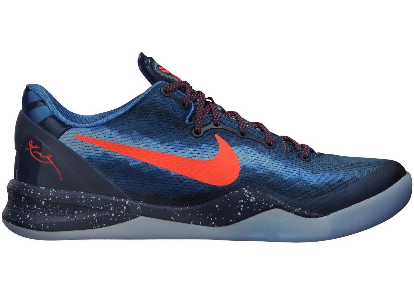 3cc067a470d9 ... Kobe 8 Blue Blitz ... Shoes 555035-401 Nike ...