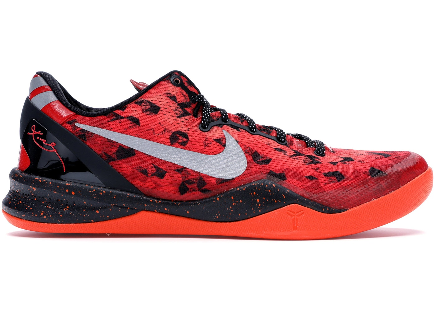 official photos ec6c9 bdbe3 Kobe 8 Challenge Red - 555035-600
