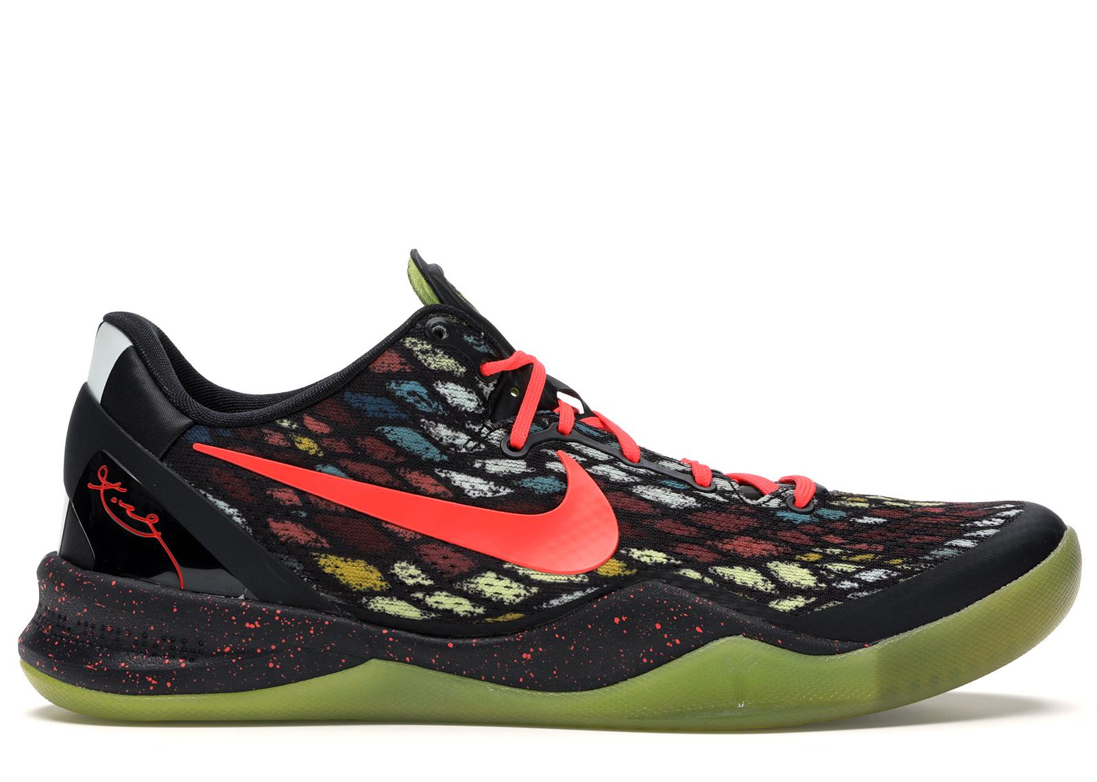 Nike Kobe 8 Christmas (2012) - 555035-030