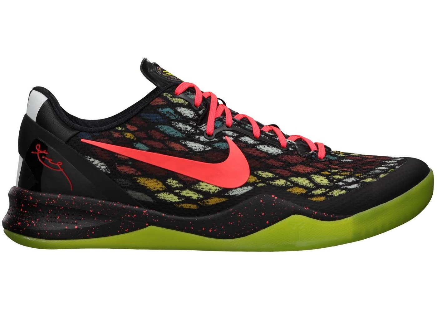 cheaper a18e4 dcdbc Kobe 8 Christmas (2012) - 555035-030