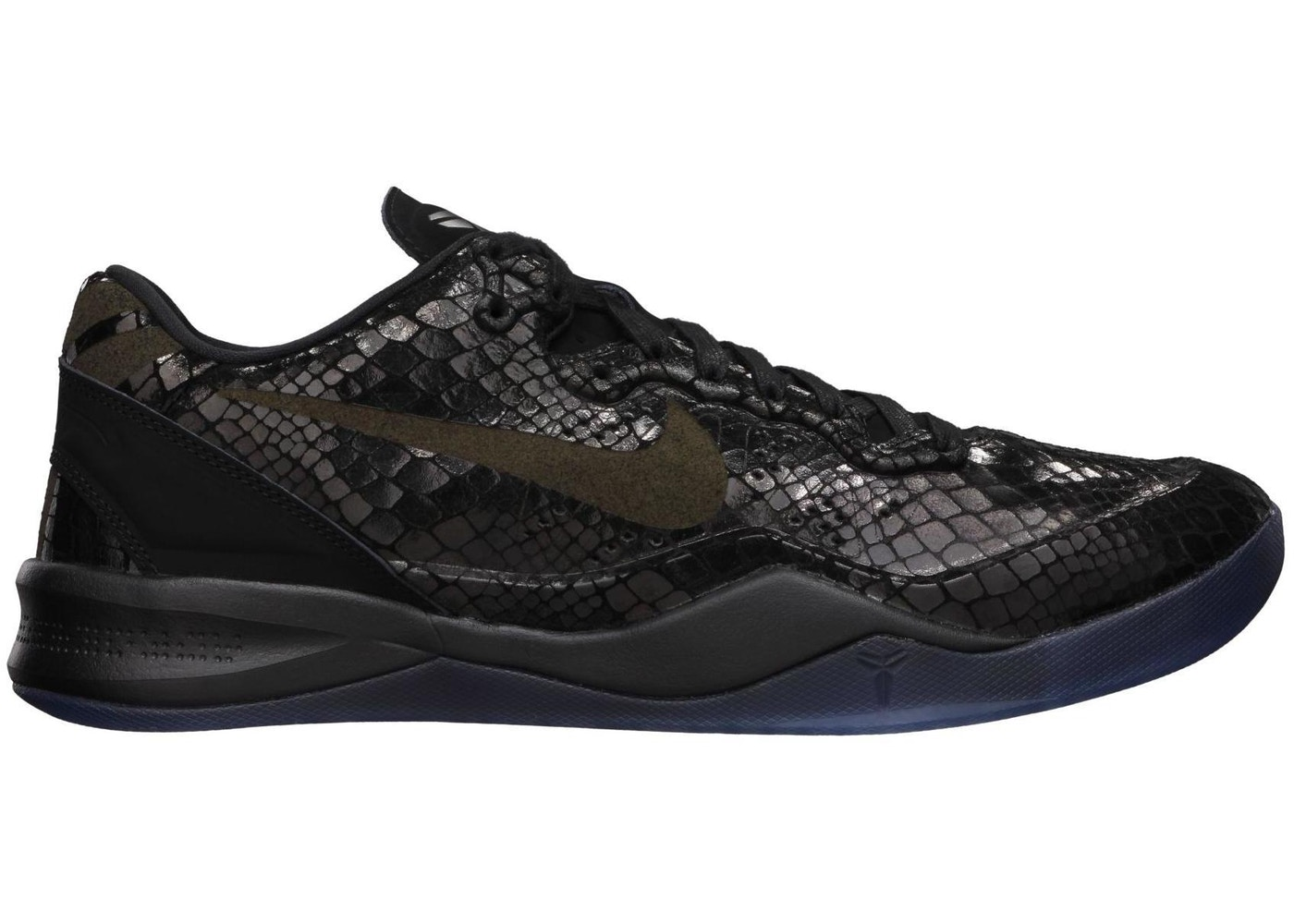 official photos a2fe3 4bb96 Kobe 8 EXT Year of the Snake (Black)