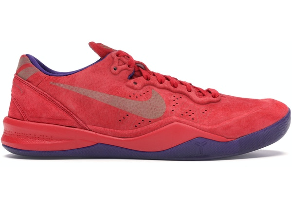 various colors 824e9 500a1 Kobe 8 EXT Year of the Snake (Red)